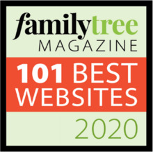 FEEFHS Website Award - FamilyTree Magazine 2018