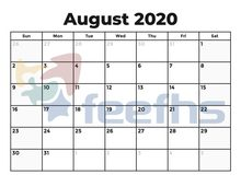 conference 2020 schedule